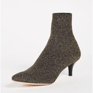 Loeffler Randall Cassidy stretch booties size 7